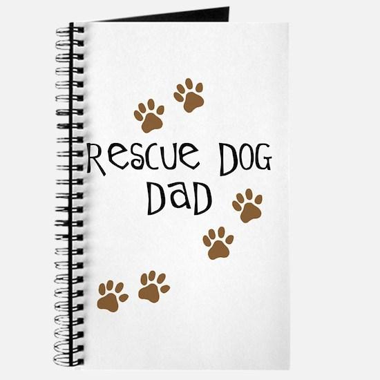 Rescue Dog Dad Journal