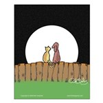 Animal Attraction Small Poster