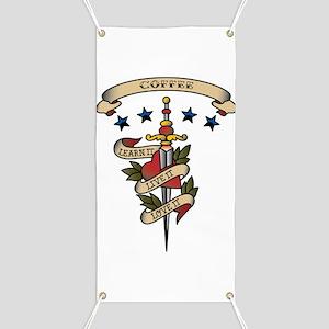 Love Coffee Banner