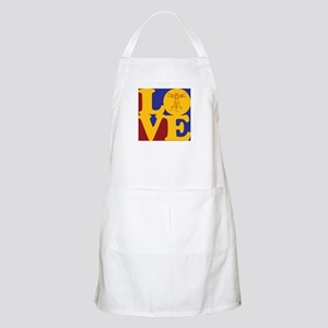 Anthropology Love BBQ Apron