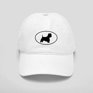 West Highland Terrier Oval Cap