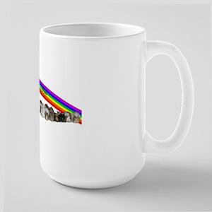 Rainbow Guinea Pigs Mug