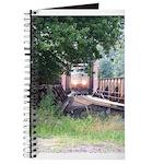 Train On a Bridge, N.S. RR Journal