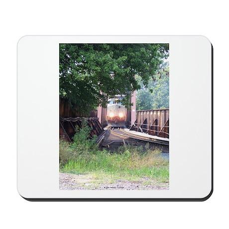Train On a Bridge, N.S. RR Mousepad