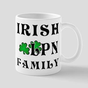 Irish Nurse LPN Mug