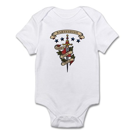 Love Bartending Infant Bodysuit
