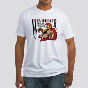 Warrior Fitness Fitted T-Shirt