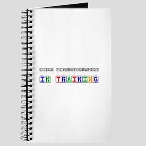 Child Psychotherapist In Training Journal