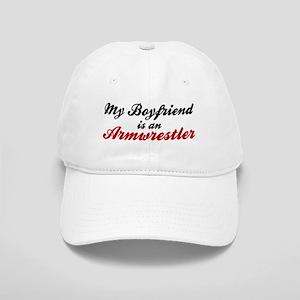 Boyfriend is Armwrestler Cap
