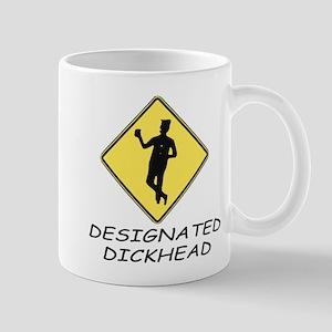 Designated D***head Mug