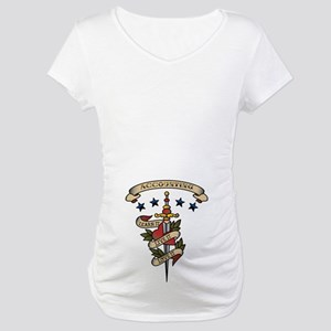 Love Accounting Maternity T-Shirt