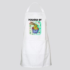 Powered by Noodles BBQ Apron