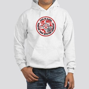 Alaska C.S.I. Hooded Sweatshirt