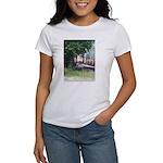 Train On a Bridge, N.S. RR Women's T-Shirt