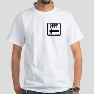 VI Charters White T-Shirt