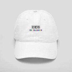 Ceo In Training Cap