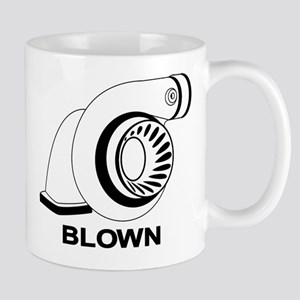Blown Mugs