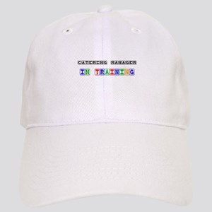 Catering Manager In Training Cap