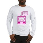 Video Killed the Radio Star Long Sleeve T-Shirt