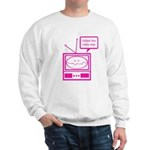 Video Killed the Radio Star Sweatshirt