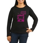 Video Killed the Radio Star Women's Long Sleeve Da