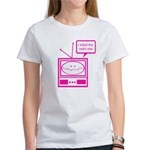 Video Killed the Radio Star Women's T-Shirt