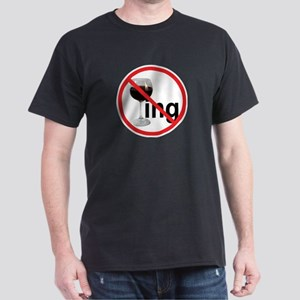 No Whining! Dark T-Shirt