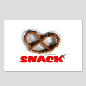 *NEW DESIGN* Snack! Postcards (Package of 8)