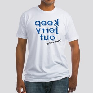 Movie Humor Be Kind Rewind Fitted T-Shirt