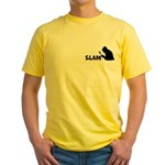 SLAM Yellow T-Shirt