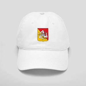 Sicilian Coat or Arms Cap