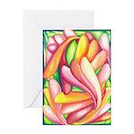 Ripening Fruit Greeting Card