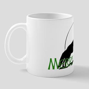 Merry Meet Spirit Wolf Mug