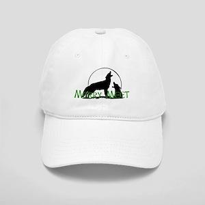 Merry Meet Spirit Wolf Cap