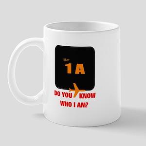 *NEW DESIGN* Do You Know Who I Am? Mug