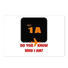 *NEW DESIGN* Do You Know Who I Am? Postcards (Pack