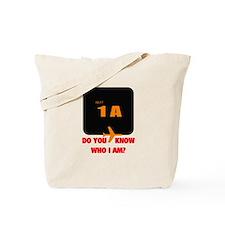 *NEW DESIGN* Do You Know Who I Am? Tote Bag