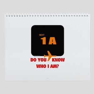 *NEW DESIGN* Do You Know Who I Am? Wall Calendar