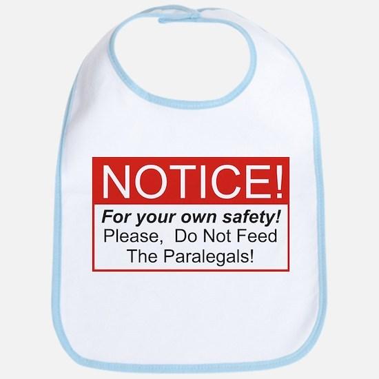 Notice / Paralegals Bib