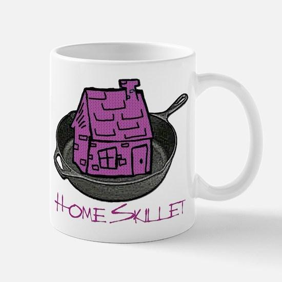 Riyah-Li Designs Home Skillet Mug