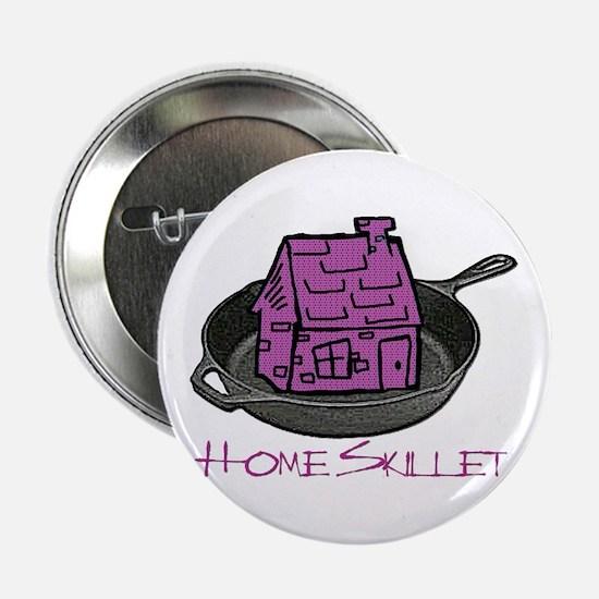 "Riyah-Li Designs Home Skillet 2.25"" Button"