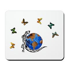 Gecko Friends Mousepad