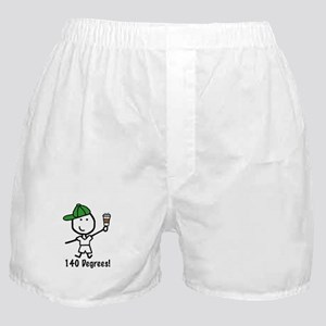 Coffee - 140 Degrees Boxer Shorts