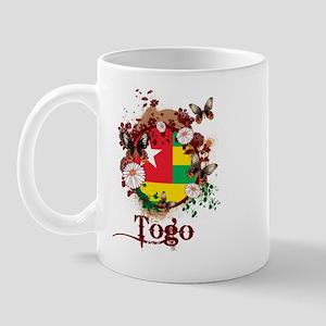 Butterfly Togo Mug