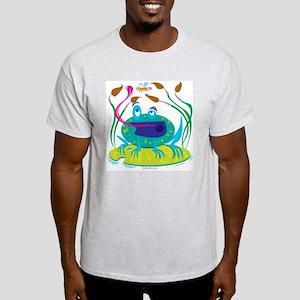 Art Smart Frog Light T-Shirt