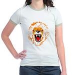 Singh [Lion] Jr. Ringer T-Shirt