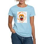 Singh [Lion] Women's Pink T-Shirt