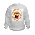 Singh [Lion] Kids Sweatshirt