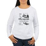 The Olympian 1929 Women's Long Sleeve T-Shirt
