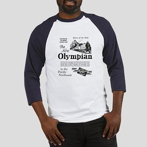 The Olympian 1929 Baseball Jersey